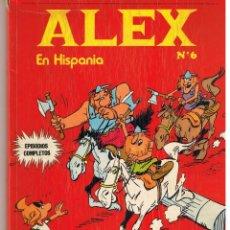 Cómics: ALEX. Nº 6. EN HISPANIA. BURU LAN 1973. (RF.MA). Lote 46114358