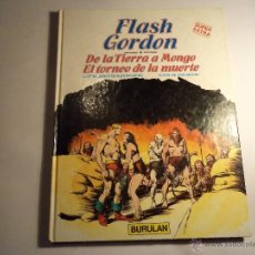 Cómics: FLASH GORDON SUPER ESTRA. 2 NÚMEROS. BURU LAN. CARTONE. (M-3). Lote 46125259