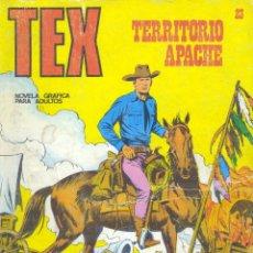 Cómics: TEX Nº23. Lote 46271563