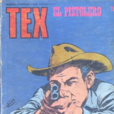 Cómics: TEX Nº79. BURULÁN, 1974. Lote 46319668