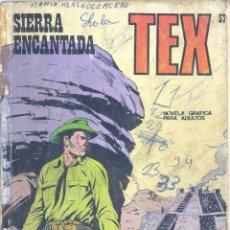 Cómics: TEX Nº57. EDITORIAL BURULÁN. Lote 46388861