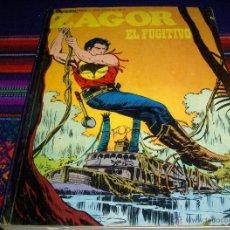Cómics: ZAGOR Nº 63. BURU LAN 1974. 25 PTS. EL FUGITIVO. BUEN ESTADO Y DIFÍCIL!!!!. Lote 46555309