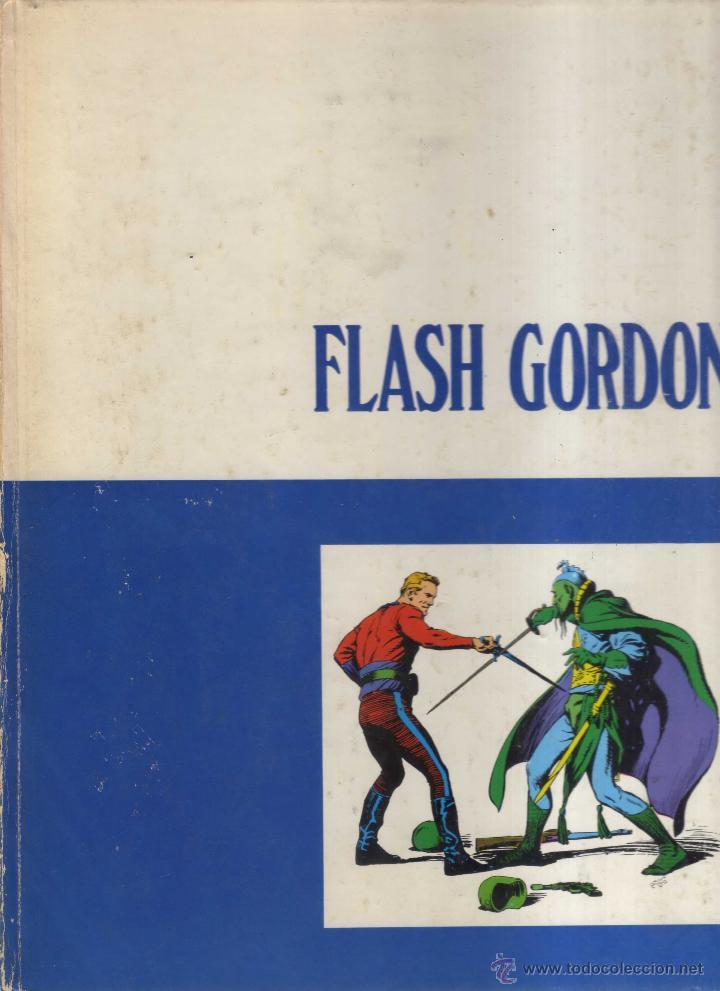 FLASH GORDON NUMERO 3 - HEROES DEL COMIC - BURU LAN EDICIONES (Tebeos y Comics - Buru-Lan - Flash Gordon)
