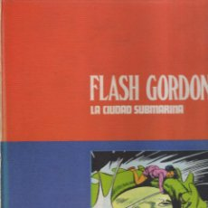 Cómics: FLASH GORDON NUMERO 4 LA CIUDAD SUBMARINA - HEROES DEL COMIC - BURU LAN EDICIONES. Lote 46748858