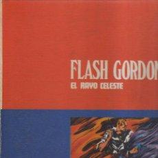 Cómics: FLASH GORDON NUMERO 01 EL RAYO CELESTE - HEROES DEL COMIC - BURU LAN EDICIONES. Lote 46749073