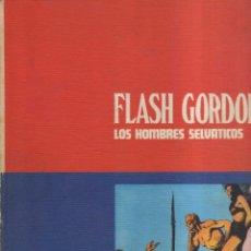 Cómics: FLASH GORDON NUMERO 02 LOS HOMBRES SELVATICOS - HEROES DEL COMIC - BURU LAN EDICIONES. Lote 46749108