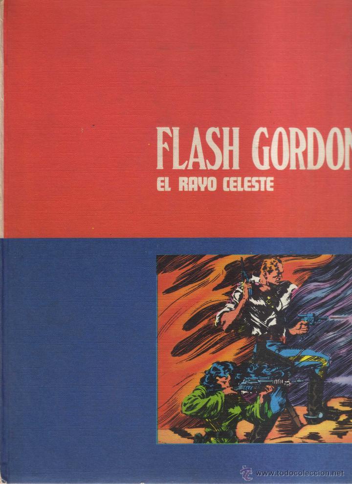 COLECCIÓN COMPLETA FLASH GORDON 11 NÚMEROS - BURU LAN EDICIONES (Tebeos y Comics - Buru-Lan - Flash Gordon)