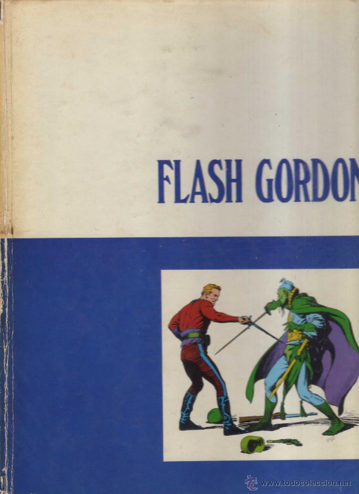 Cómics: Colección Completa Flash Gordon 11 Números - Buru Lan Ediciones - Foto 10 - 261175590