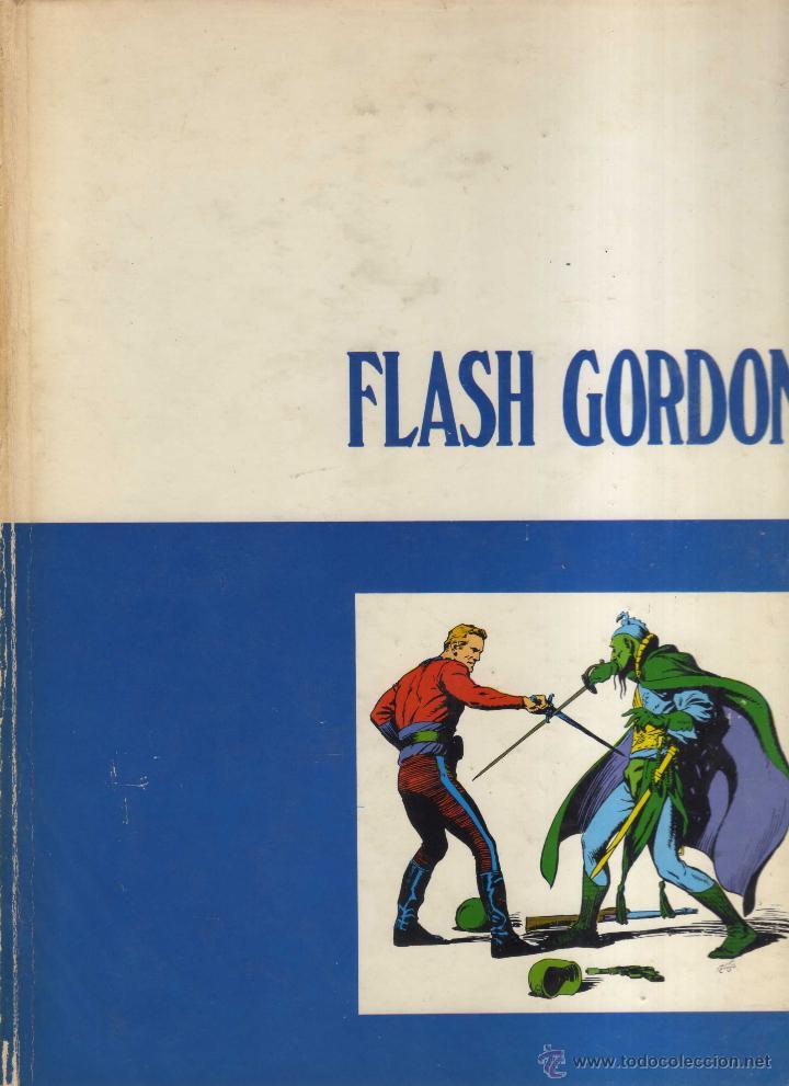 Cómics: Colección Completa Flash Gordon 11 Números - Buru Lan Ediciones - Foto 11 - 261175590