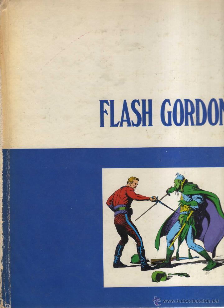 Cómics: Colección Completa Flash Gordon 11 Números - Buru Lan Ediciones - Foto 2 - 261175590