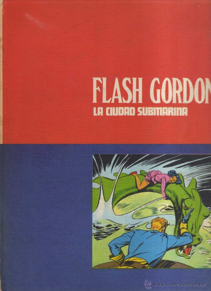 Cómics: Colección Completa Flash Gordon 11 Números - Buru Lan Ediciones - Foto 3 - 261175590