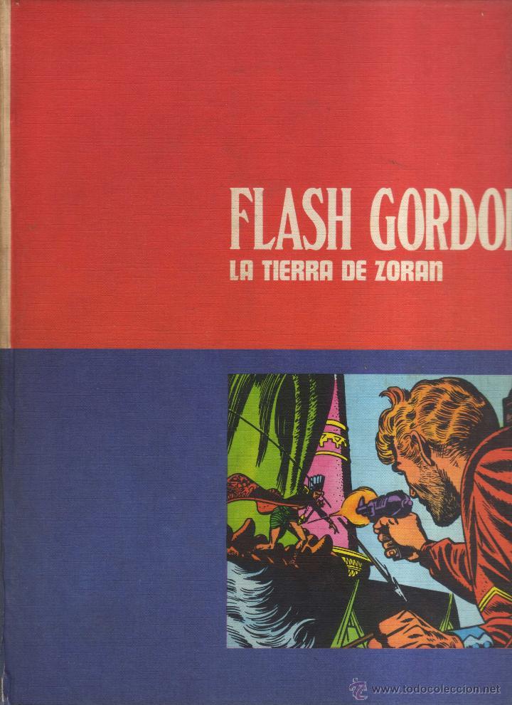 Cómics: Colección Completa Flash Gordon 11 Números - Buru Lan Ediciones - Foto 4 - 261175590