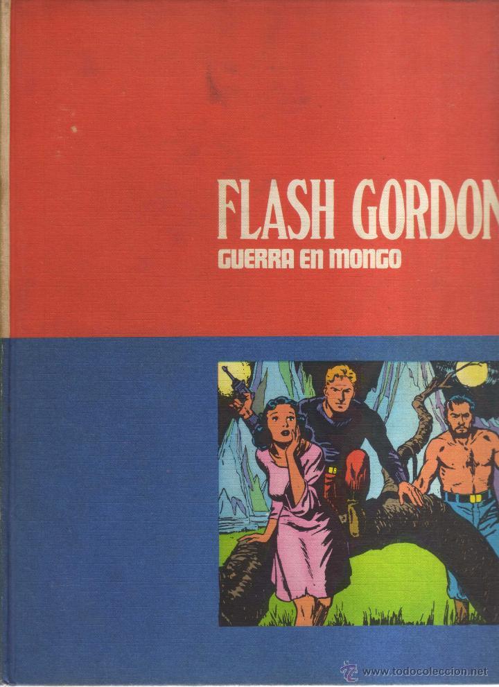 Cómics: Colección Completa Flash Gordon 11 Números - Buru Lan Ediciones - Foto 6 - 261175590