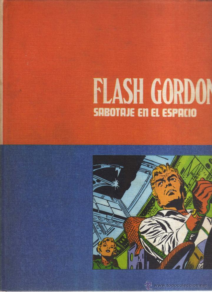 Cómics: Colección Completa Flash Gordon 11 Números - Buru Lan Ediciones - Foto 7 - 261175590
