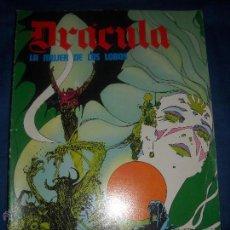 Cómics: DRACULA BURULAN,EPISODIOS COMPLETOS,LA MUJER DE LOS LOBOS.. Lote 46913040
