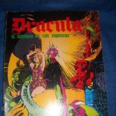 Cómics: DRACULA BURULAN,EL SENDERO DE LOS MUERTOS.. Lote 46913052