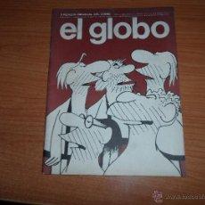 Cómics: EL GLOBO Nº 3 BURU LAN EDICIONES 1973 . Lote 46978319