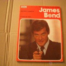 Cómics: JAMES BOND, EPISODIOS COMPLETOS, 120 PÁGINAS, EDITORIAL BURULAN. Lote 46978380