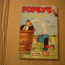 Cómics: POPEYE Nº 8, EDITORIAL BURULAN. Lote 46978610