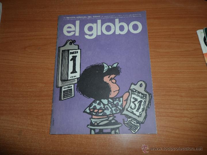 EL GLOBO Nº 11 BURU LAN EDICIONES 1973 (Tebeos y Comics - Buru-Lan - Otros)