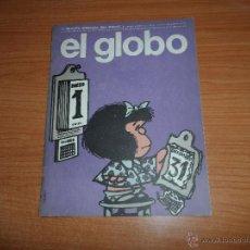 Cómics: EL GLOBO Nº 11 BURU LAN EDICIONES 1973 . Lote 131240360