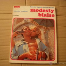 Cómics: MODESTY BLAISE, EPISODIOS COMPLETOS, LA BARRA, EDITORIAL BURULAN. Lote 47042838