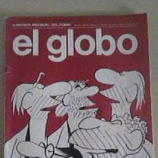 Cómics: EL GLOBO Nº 3 BURU-LAN 1973 . Lote 47042885