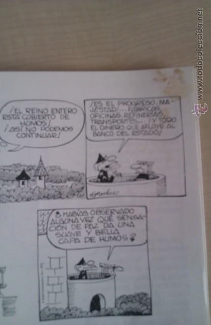 Cómics: EL GLOBO nº 3 BURU-LAN 1973 - Foto 5 - 47042885