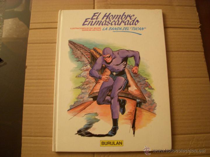 EL HOMBRE ENMASCARADO N º14, TAPA DURA, EDITORIAL BURULAN (Tebeos y Comics - Buru-Lan - Hombre Enmascarado)