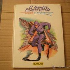 Cómics: EL HOMBRE ENMASCARADO N º14, TAPA DURA, EDITORIAL BURULAN. Lote 47044574