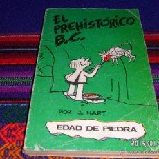 Cómics: EDAD DE PIEDRA Nº 1 EL PREHISTÓRICO B.C. BURU LAN 1972. 25 PTS.. Lote 47363686