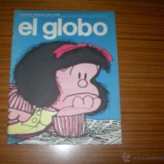 Cómics: EL GLOBO Nº 5 DE BURU LAN. Lote 47379289