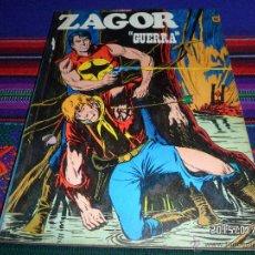 Cómics: ZAGOR Nº 62. BURU LAN 1973. 25 PTS. GUERRA. DIFÍCIL. BUEN ESTADO.. Lote 47449833