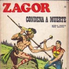 Cómics: COMIC ZAGOR Nº 23. Lote 47455206