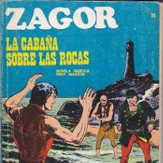Cómics: COMIC ZAGOR Nº 25. Lote 47455260