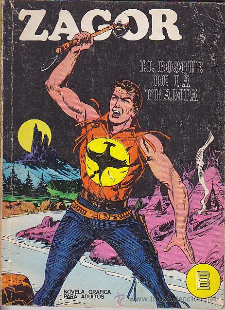COMIC ZAGOR Nº 1 (Tebeos y Comics - Buru-Lan - Zagor)