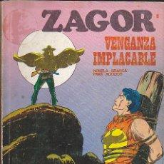 Cómics: COMIC ZAGOR Nº 8. Lote 47455940