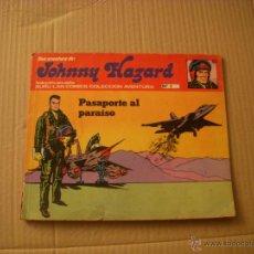 Cómics: JONNY HAZARD Nº 1, EDITORIAL BURULAN. Lote 47498589