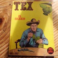 Cómics: TEX Nº 2 EL SICARIO BURULAN. Lote 47504330