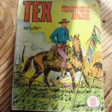 Cómics: TEX Nº 23 TERRITORIO APACHE BURULAN. Lote 47504376