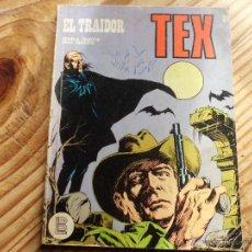 Cómics: TEX Nº 54 EL TRAIDOR BURULAN. Lote 47504487