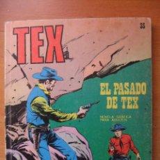 Cómics: TEX Nº35 BURULAN. Lote 47764046