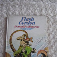 Cómics: FLASH GORDON- EL MUNDO SUBMARINO -N. 5. Lote 47801339