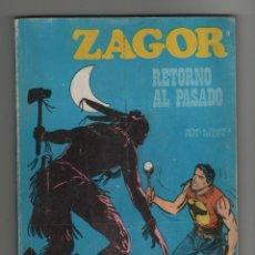 Comics : ZAGOR RETORNO AL PASADO Nº9.. Lote 47901896