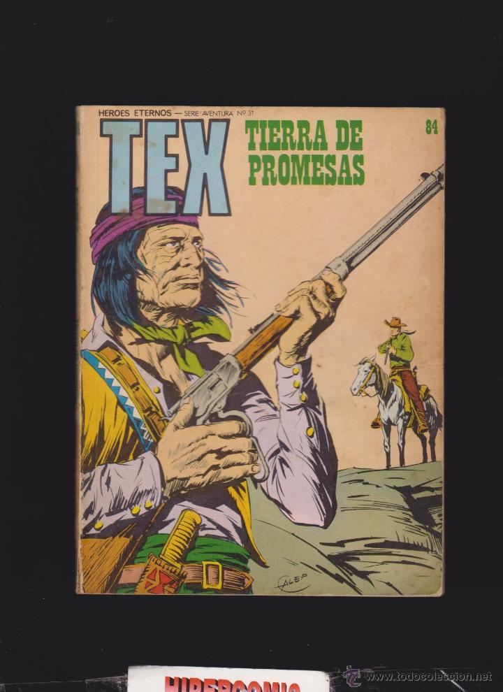 TEX Nº 84 - EDITA : BURU LAN 1973 (Tebeos y Comics - Buru-Lan - Tex)