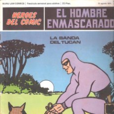 Cómics: EL HOMBRE ENMASCARADO Nº 29-BURULAN. Lote 48481219