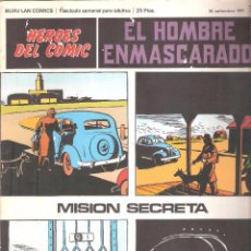 Cómics: EL HOMBRE ENMASCARADO Nº 35-BURULAN. Lote 48481236