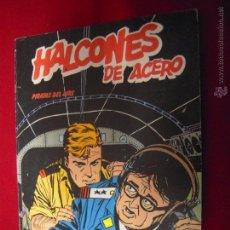 Cómics: HALCONES DE ACERO - PIRATAS DEL AIRE - ALBUM 5 - RUSTICA. Lote 48527942