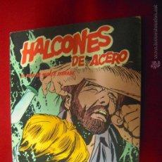 Cómics: HALCONES DE ACERO - EL PLAN DE MISTER KINKADE - ALBUM 3 - RUSTICA. Lote 48527977