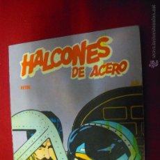 Cómics: HALCONES DE ACERO - EL PLAN DE MISTER KINKADE - ALBUM 2 - RUSTICA. Lote 48528016